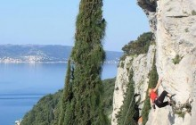 Split Rock Climbing Tour