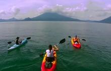 Kayak Hike