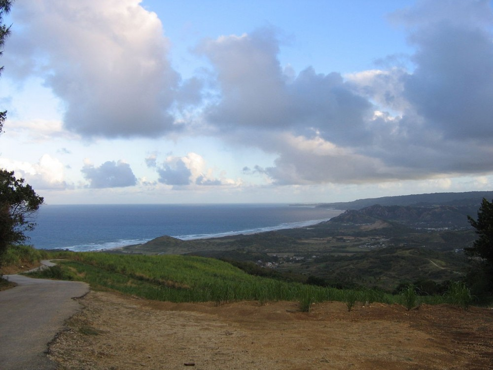 Cherry Tree Hill, Barbados