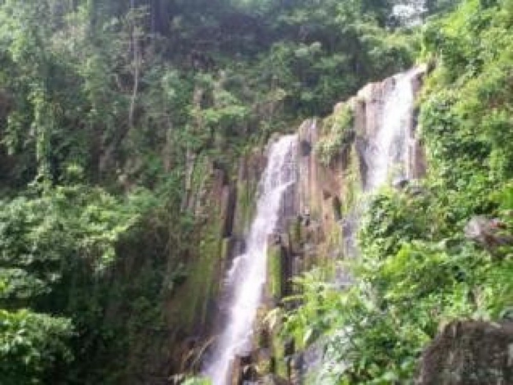 Los Tercios Waterfall