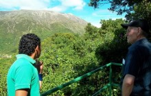 Cerro Verde Birding Tours with Local Guide