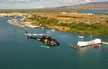 The Pali Makani 30 Minute Helicopter Tour