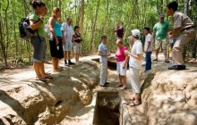 Half Day Tour Cu Chi Tunnels