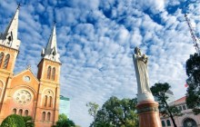 Half-day Ho Chi Minh City (formerly Saigon) Tour