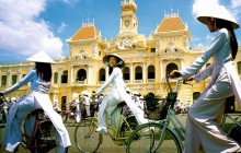 Ho Chi Minh City Tour & Cu Chi Tunnels Full Day Tour