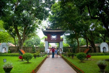 A picture of Vietnam North to South Tour