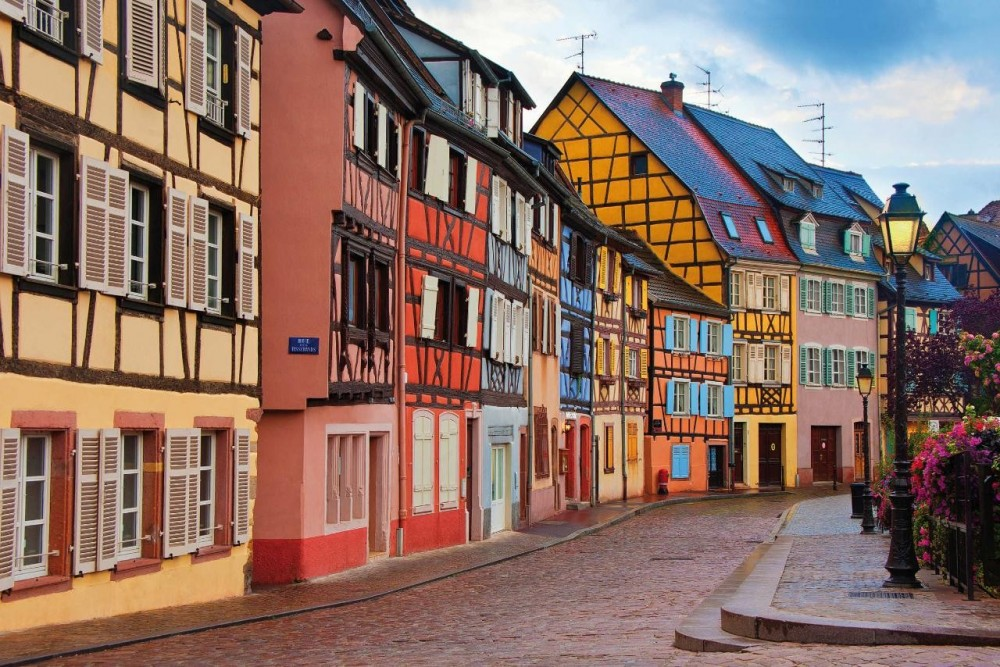 Colmar + Alsace Wines Private Tour from Strasbourg