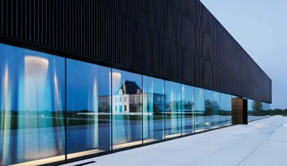 Remarkable Winery Architecture of Bordeaux Private Tour