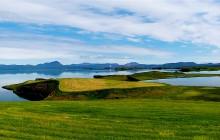 Lake Mývatn