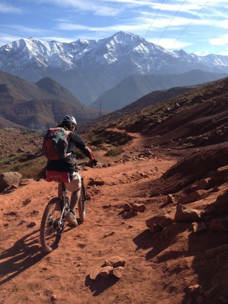 All Bike Intense Tour Challenge High Atlas 6 Day