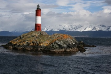 A picture of Ushuaia The End of The World