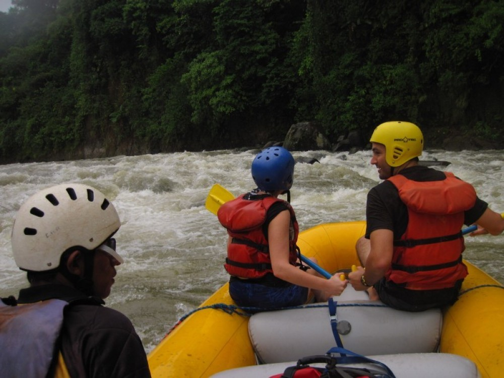 Rio Majagua: Lower Section - Class II and III