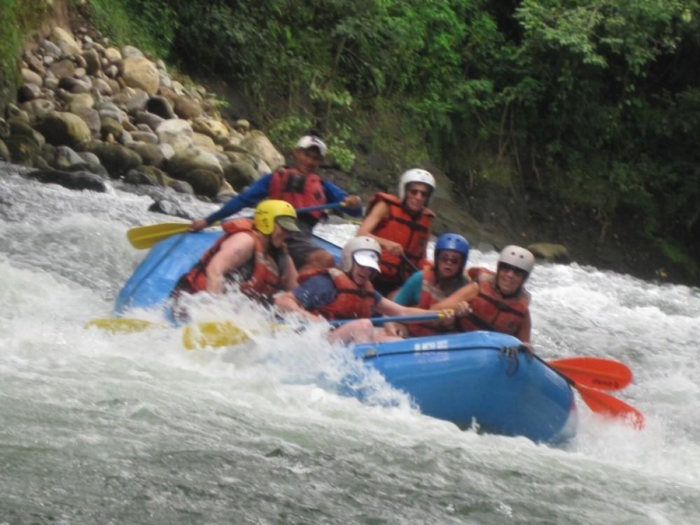 Rio Chiriqui Viejo : Class III
