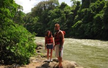 Rio Fonseca: Boca de Balsa Section - Class III and IV