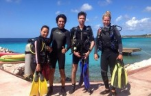1 Guided Shore Dive (Coral Estate)