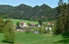 Private Tour to Bohemian Switzerland National Park from Prague