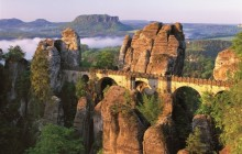 Private tour : National Park Saxon and Bohemian Switzerland