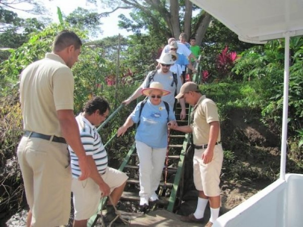 Jungle River Cruise @ Palo Verde