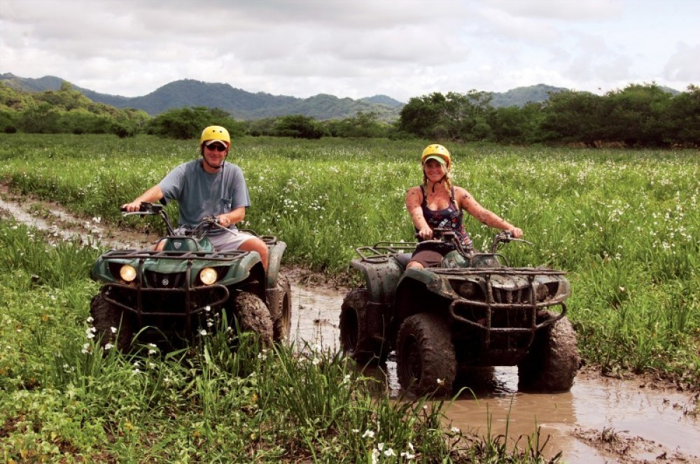 ATV Tour from Tamarindo/Papagayo