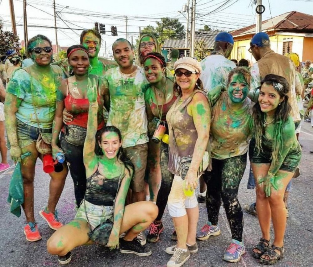 Carnival J'Ouvert Street Party Experience