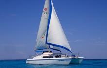 Sailing Catamaran Full Day Charter