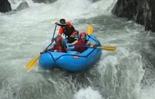 El Chorro (Naranjo River) - Whitewater Rafting