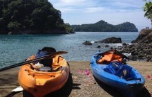 Ocean Kayaking - Manuel Antonio, Coastline