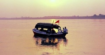 A picture of Blissful Riverboat Yoga Cruise on Ganges With Varanasi