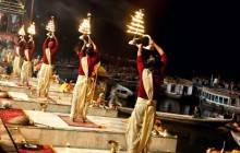 Blissful Riverboat Yoga Cruise on Ganges With Varanasi