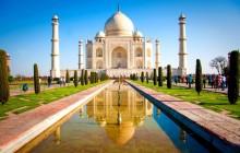 The Best Of India – Yoga, Tiger and Taj Mahal