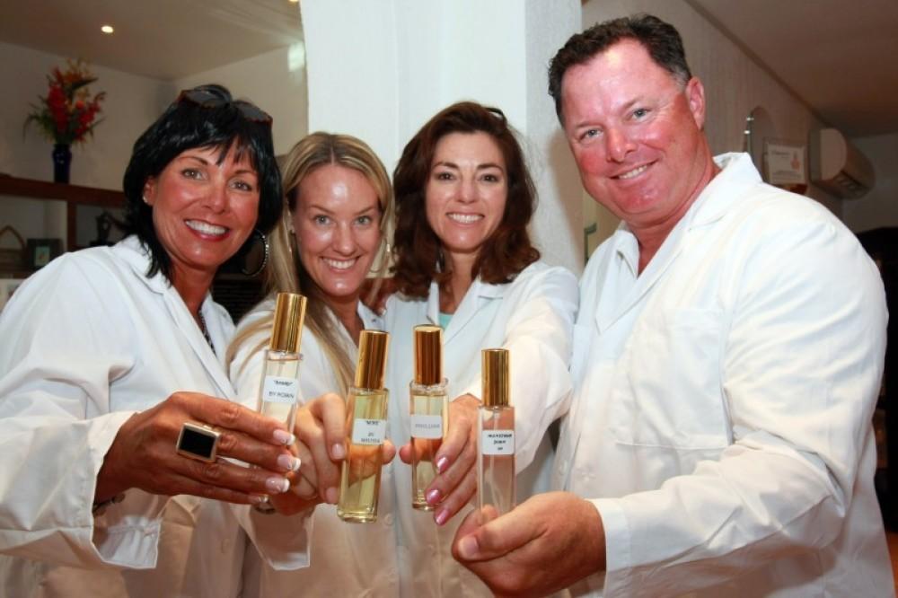 St. Martin Perfume Experiences: Perfume Class 101