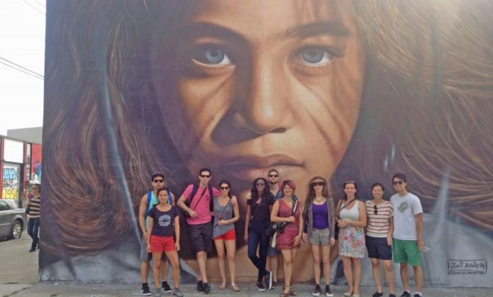 Graffiti & Street Art Workshop Lesson In New York City