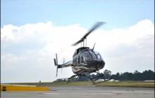 Helicopter Ride: Antigua to Lake Atitlan