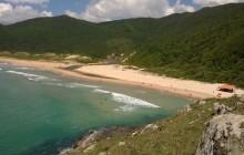 Lagoinha do Leste hiking tour