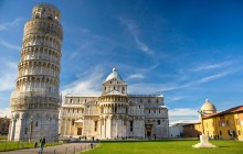Pisa Half Day Tour with Leaning Tower from Montecatini