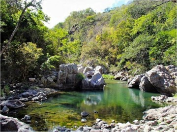 A picture of Somoto Canyon