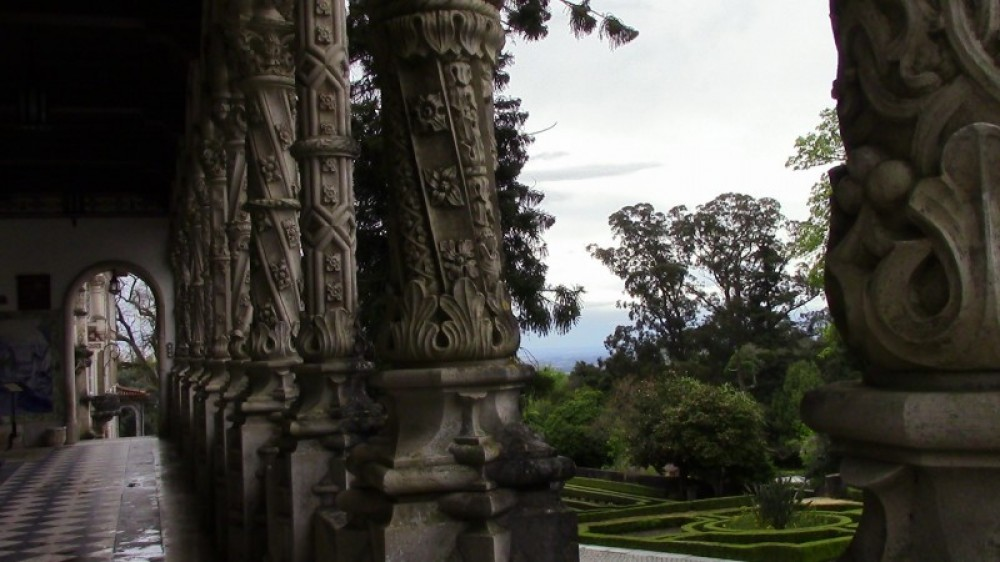 Bussaco Enchanted Forest & Palaces Tour