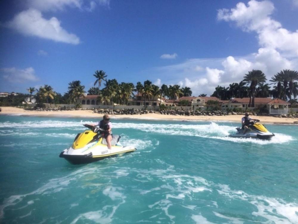 Half Island Jet Ski Tour