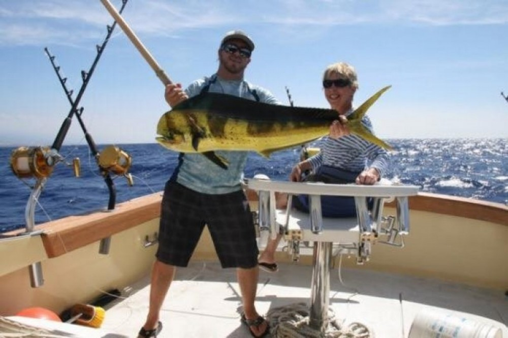 Half Day Deep Sea Fishing Charter