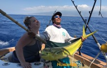 1/2 Day Exclusive Fishing Charter