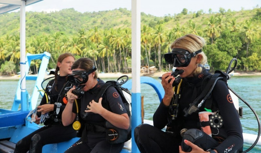 Fun Dive Packages 7 Days and 6 Nights
