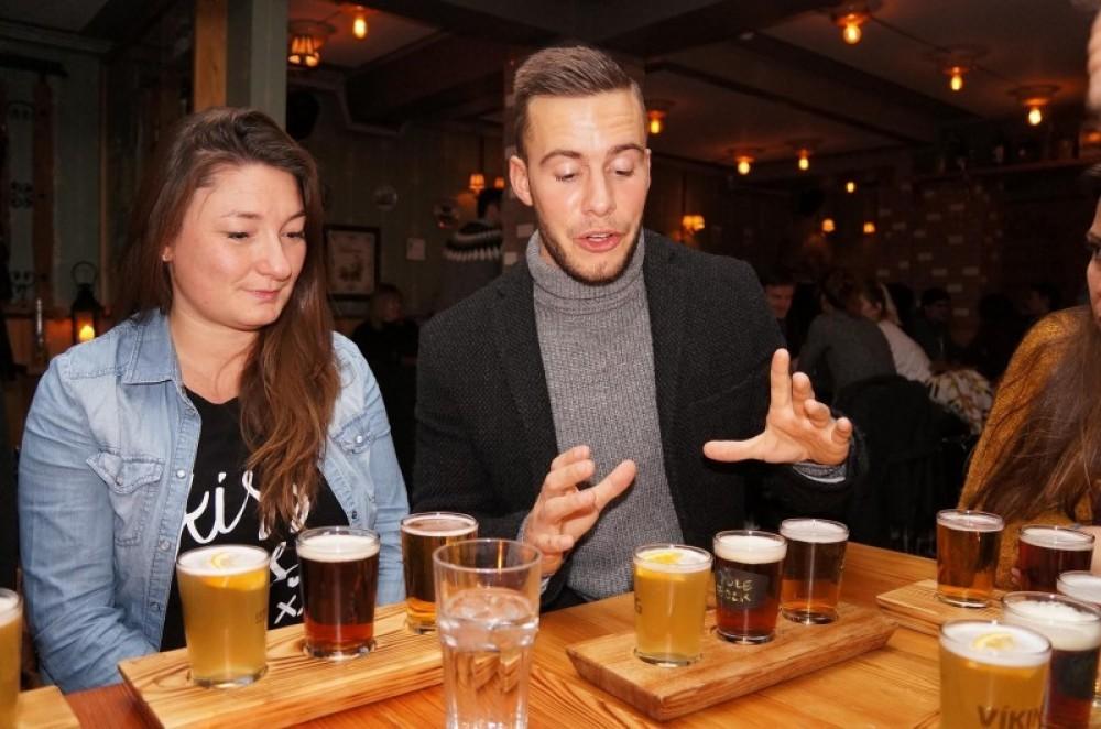 The Reykjavik Beer Tour