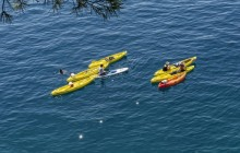 Split Sea Kayaking Tour