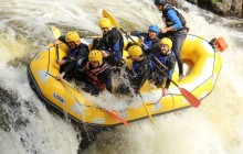 River Tummel White Water Rafting