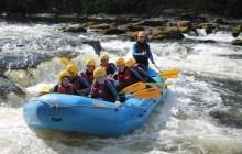 River Tay White Water Rafting Trips Aberfeldy