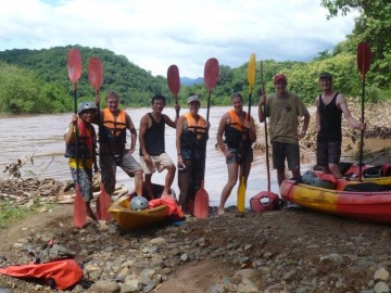 A picture of 2 Day Trek and Kayak Homestay to Tad Se Waterfall