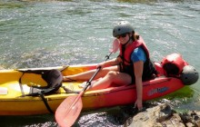 2 Day Trekking & Whitewater Kayaking & Khmu ethnic groups