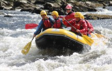 Rafting and River Bugging