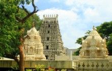 Full Day Private Tour Around Amazing Temples Of Bengaluru