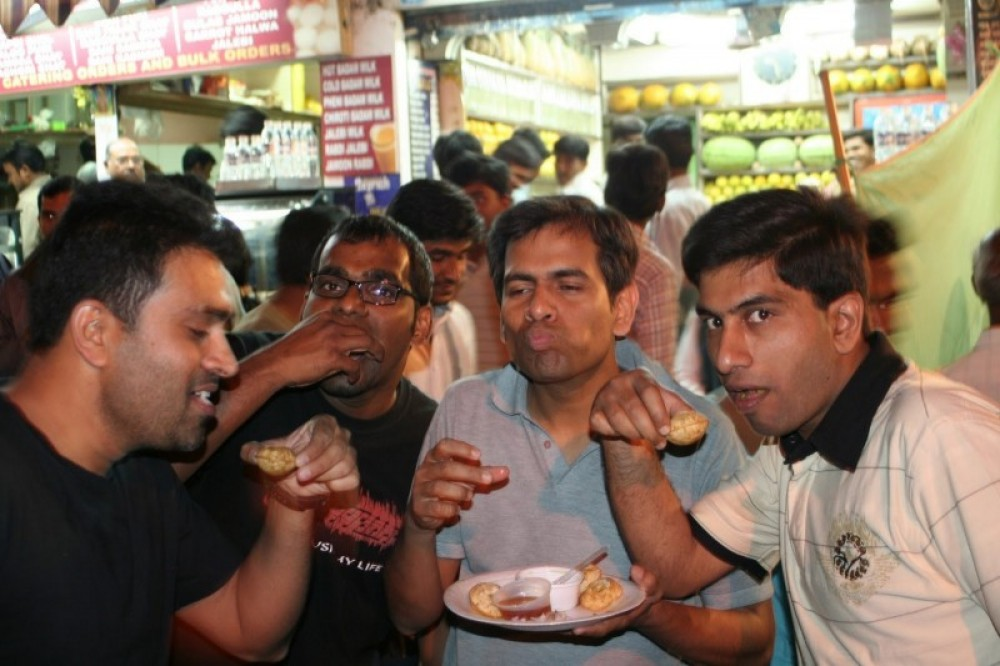 Private Bengaluru Food Walk With Dinner